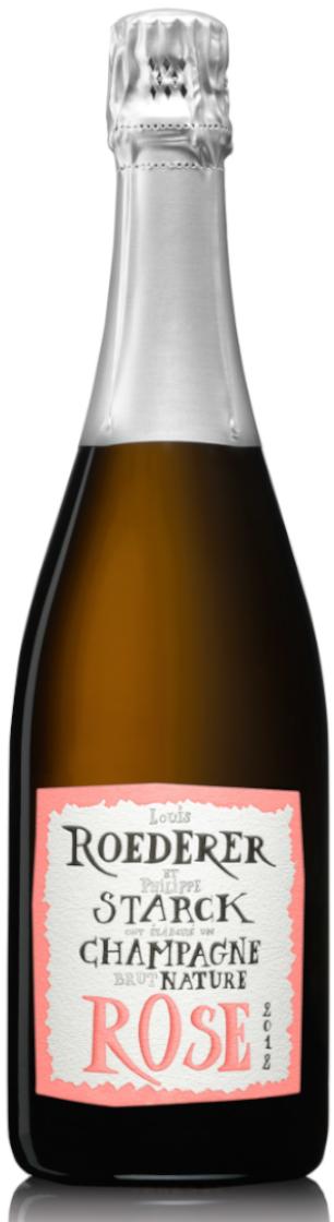 Champagne Louis Roederer Brut Nature Rose 2012 — Champagne Louis Roederer