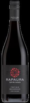 Pinot Noir 2018 — Rapaura Springs