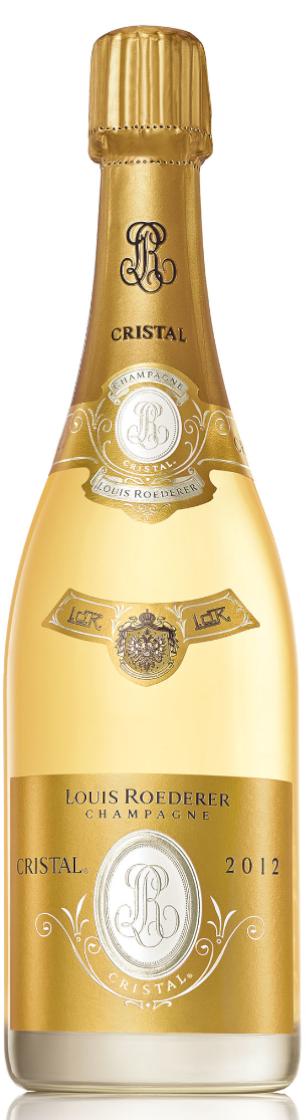 Louis Roederer Cristal Brut 2012 — Champagne Louis Roederer