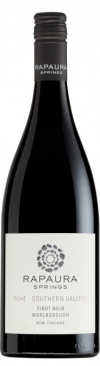 Rohe Southern Valleys Pinot Noir 2017 — Rapaura Springs