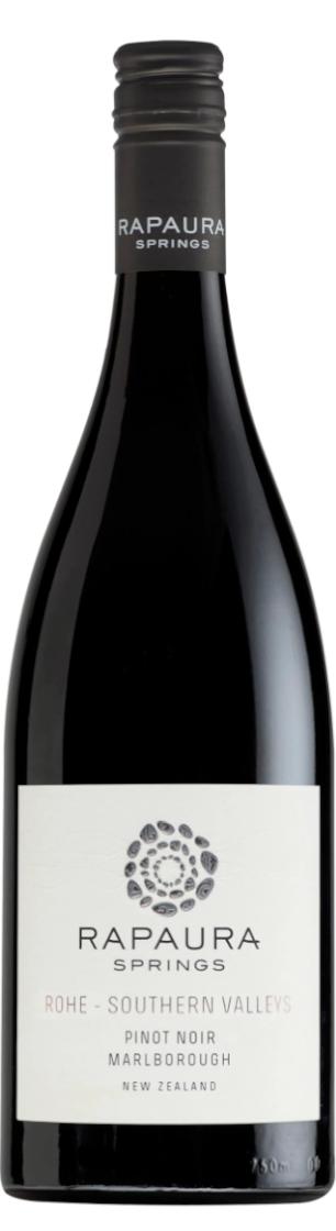 Rapaura Springs Rohe Southern Valleys Pinot Noir 2017 — Rapaura Springs