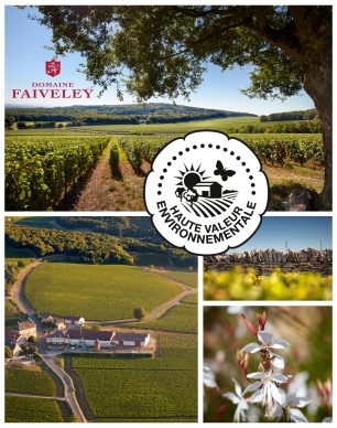 High Environmental Value Certification for Domaine Faiveley