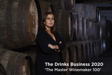 Ana Rosas featured in 'Master Winemaker 100'