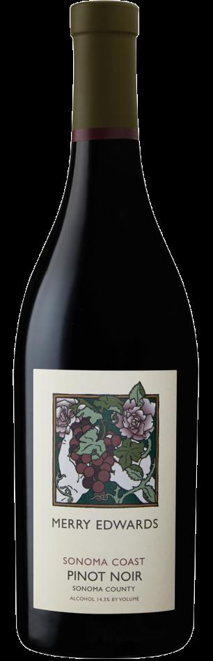 Merry Edwards Sonoma Coast Pinot Noir 2018 — Merry Edwards