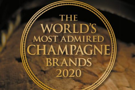 Louis Roederer crowned World's Most Admired Champagne Brand 2020