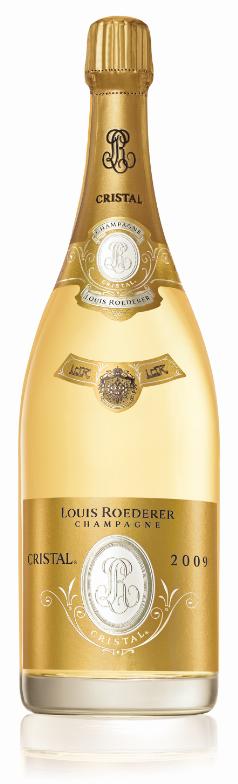 Louis Roederer Cristal Brut Magnum 2009 — Champagne Louis Roederer