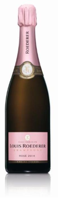 Louis Roederer Rosé Vintage 2014 — Champagne Louis Roederer