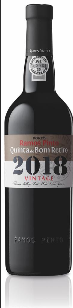 Ramos Pinto Quinta do Bom Retiro Vintage Port 2018 — Ramos Pinto
