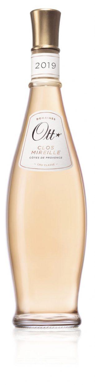 Domaines Ott Clos Mireille Cœur de Grain Rosé Côtes De Provence 2019 — Domaines Ott*