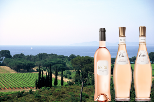 Domaines Ott* Comes Out On Top in Rosé Masters!