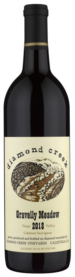 Diamond Creek Gravelly Meadow 2018 — Diamond Creek Vineyards