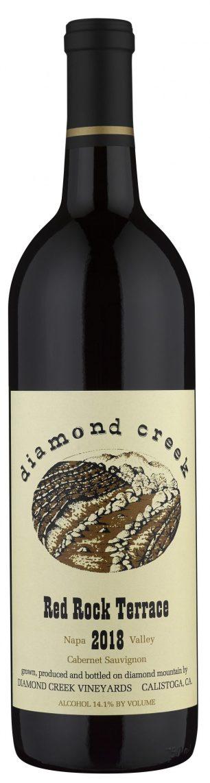 Diamond Creek Red Rock Terrace 2018 — Diamond Creek Vineyards