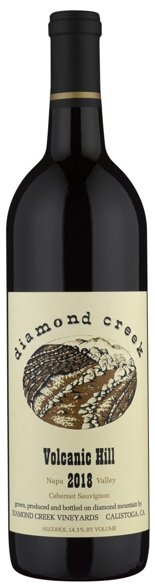 Diamond Creek Volcanic Hill 2018 — Diamond Creek Vineyards