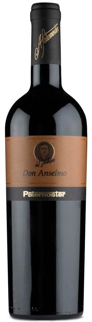 'Don Anselmo' Aglianico del Vulture DOC 2015 — Paternoster