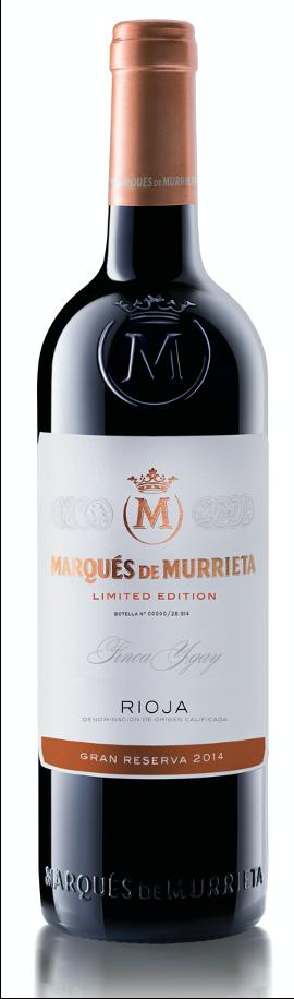 Marqués de Murrieta Gran Reserva 2014 — Marqués de Murrieta