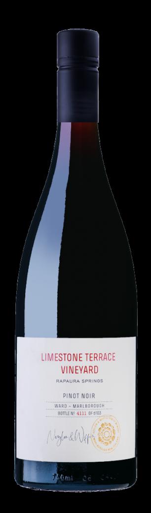 Rapaura Springs Limestone Terrace Pinot Noir 2018 — Rapaura Springs