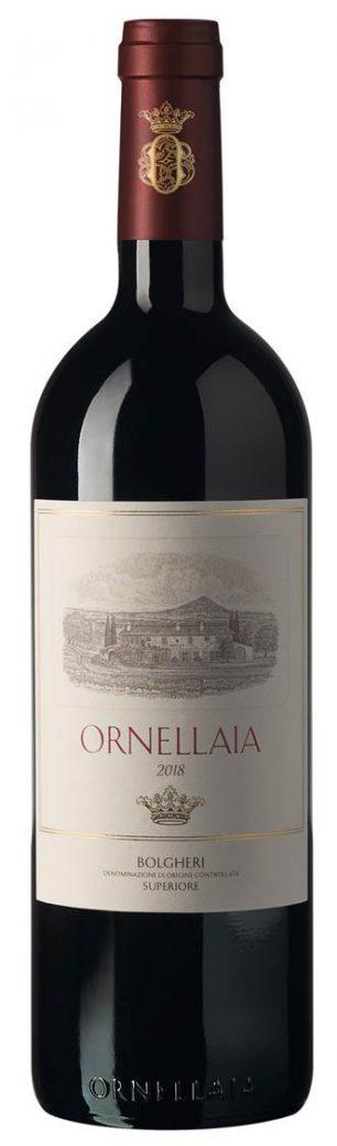 Ornellaia 2018 — Ornellaia