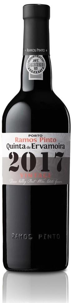 Ramos Pinto Quinta de Ervamoira Vintage Port 2017 — Ramos Pinto