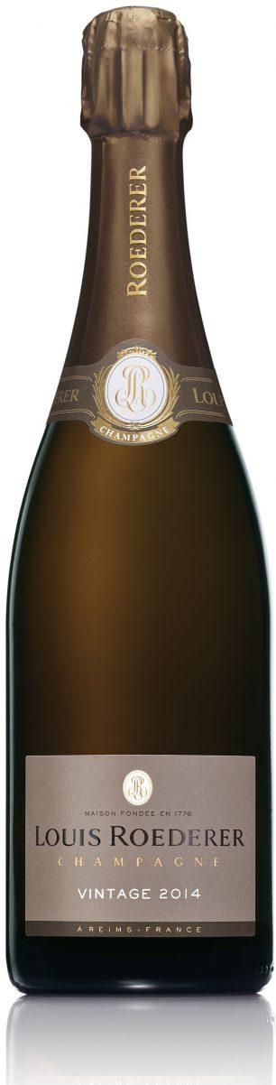 Champagne Louis Roederer Brut Vintage 2014 — Champagne Louis Roederer