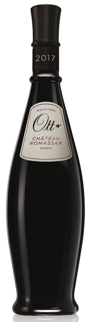 Domaines Ott Château Romassan Rouge Bandol 2017 — Domaines Ott*