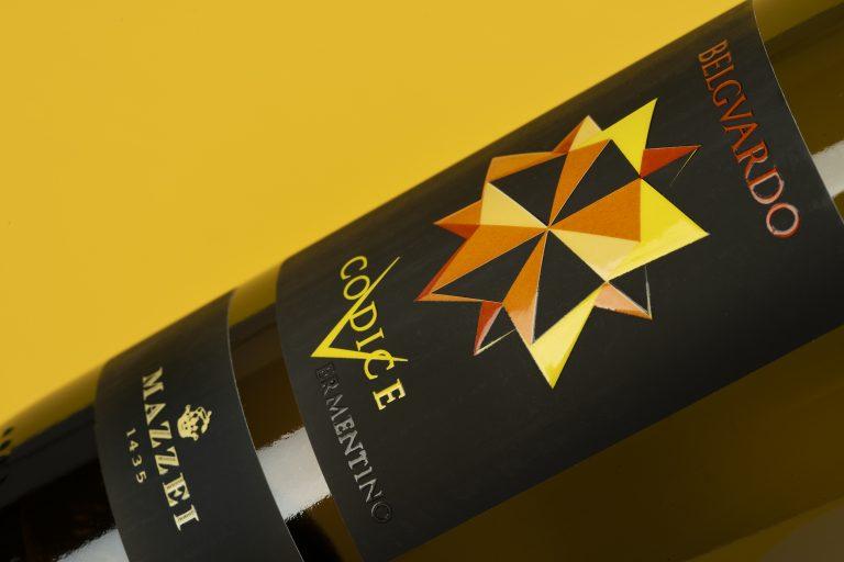 New Belguardo wine: Codice V, Vermentino's extreme version
