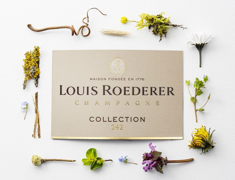 Louis Roederer Presents Collection 242